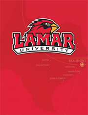 Lamar University, one grad school choice.