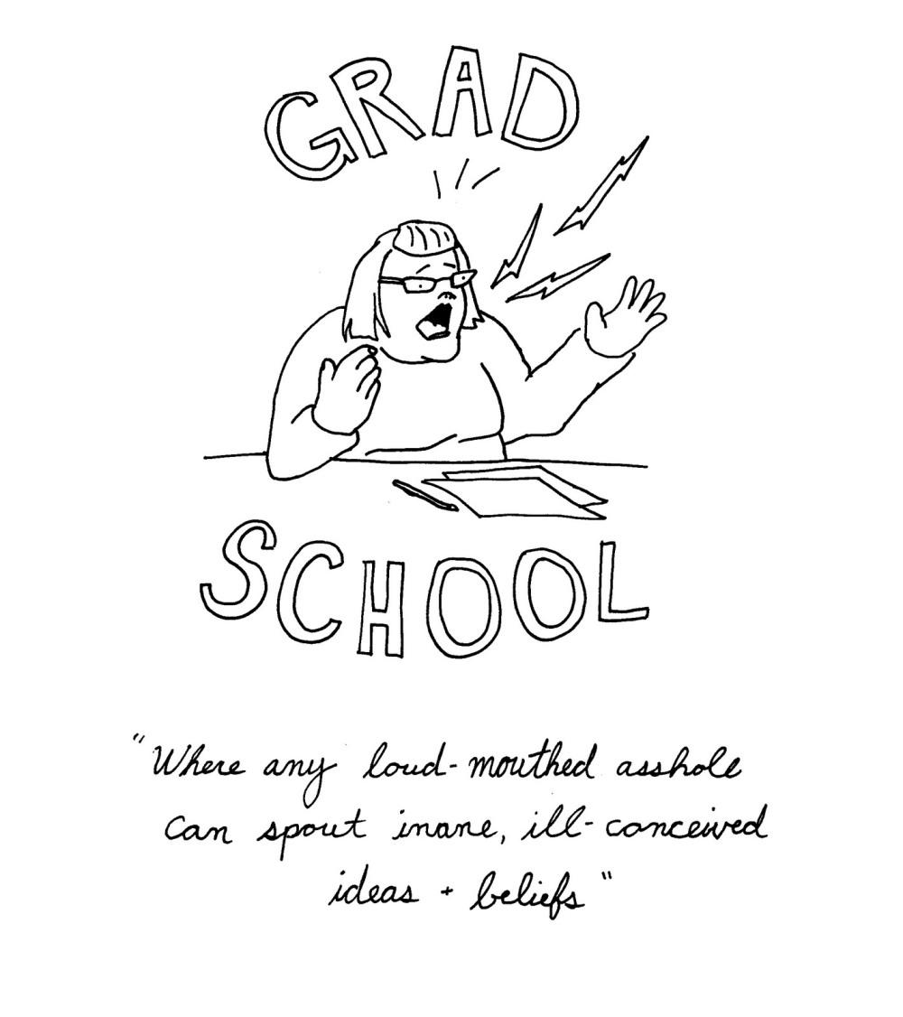 grad school decisions