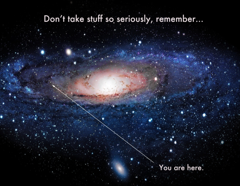 relax, you are here