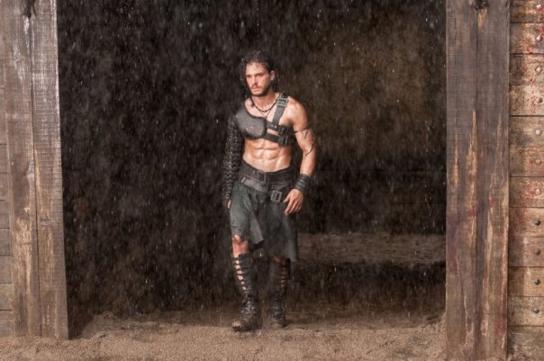 Kit Harington, Milo from Pompeii