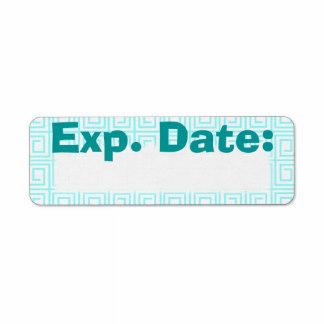 female expiration date