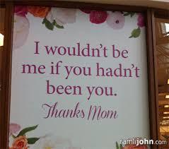 thanksmom