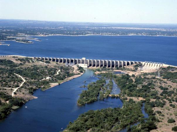 Buchanan Dam