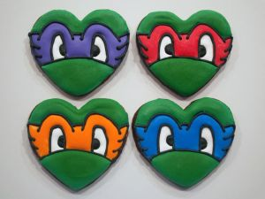 ninjaturtlecookies