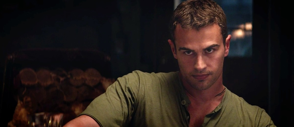 Why Four from Insurgent is the Perfect Guy – Just Add Tea
