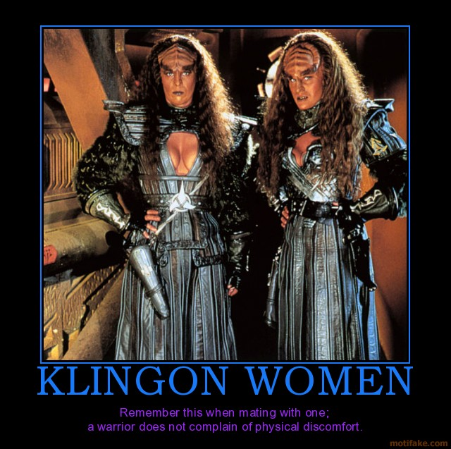 klingon Big tit