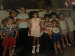 My 4th birthday (1985)