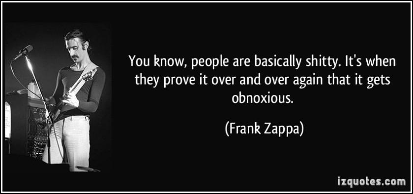 obnoxious people