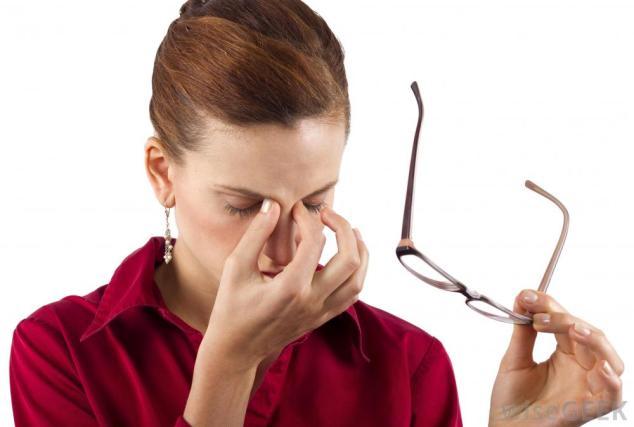 stifling headache