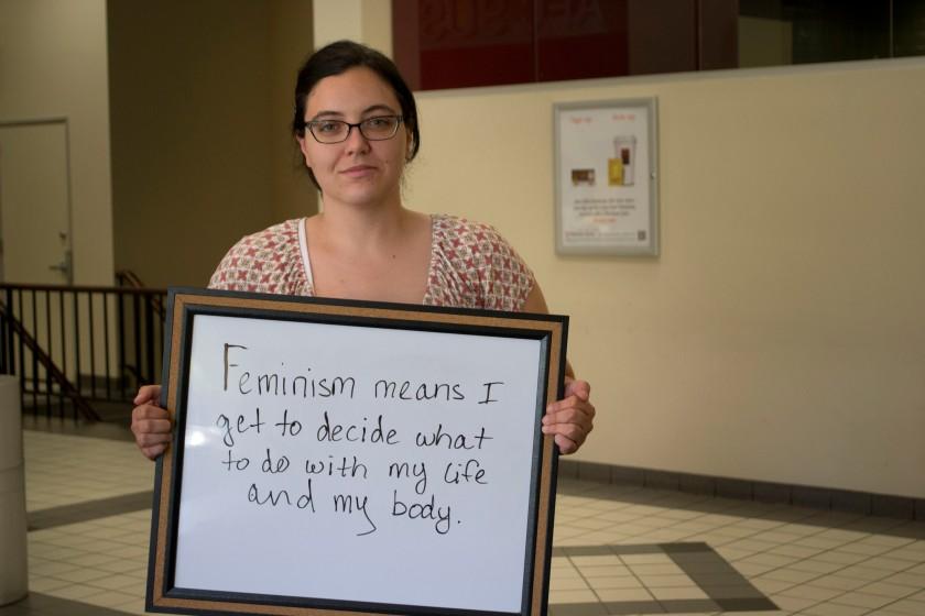 feminism definition