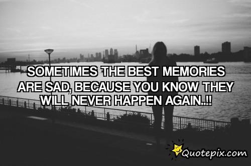 sadmemories