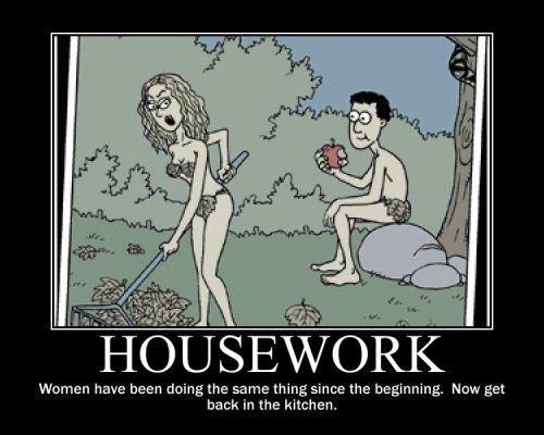 womenhousework