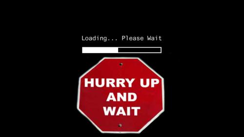 hurry