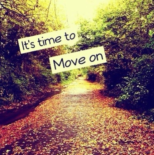 Time-To-Move-On