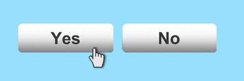 yes-no-cursor-isolated-46183516.jpg