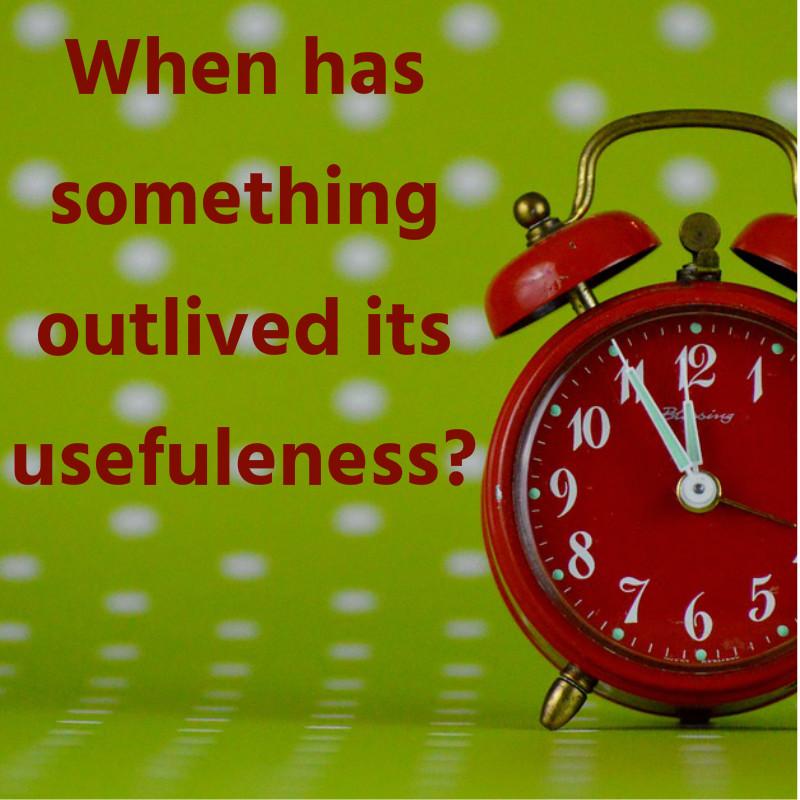 outlivedusefulness