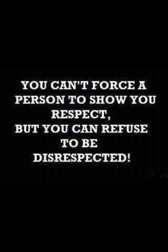 show-you-respect