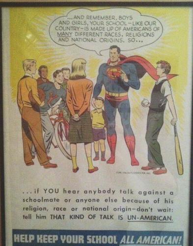 supermandiversity