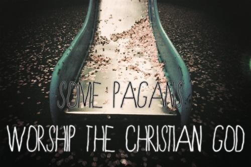 christian-pagan